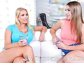 Big cock big ass big tits threesome